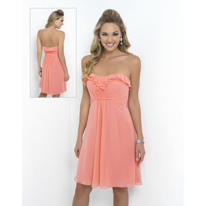 Alexia Designs Bella Chiffon Bridesmaid Dress
